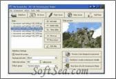 2D+3D Screensaver Maker Screenshot