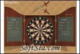 3D Live Darts Screenshot