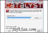 ATI Radeon Display Driver for Windows XP Screenshot