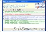 Abee MP3 Duplicates Finder Screenshot