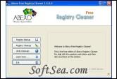 Abexo Free Registry Cleaner Screenshot