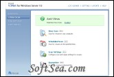 AhnLab V3Net for Windows Server Screenshot