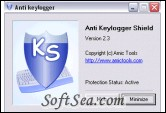 Anti Keylogger Shield Screenshot