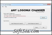 Any LogonUI Changer Screenshot