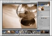 ArcSoft PhotoStudio Darkroom Screenshot