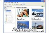 ArcSoft RAW Thumbnail Viewer Screenshot