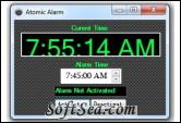Atomic Alarm Screenshot