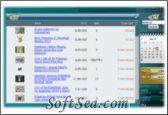 Auctionsearch Gadget for eBay Screenshot