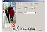Avira NTFS4DOS Personal Screenshot