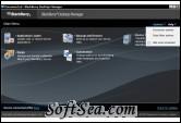 BlackBerry Desktop Manager Screenshot