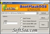 BootFlashDOS Screenshot