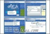 Browser and PIM eCentral Screenshot