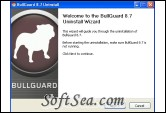 BullGuard Uninstall Screenshot