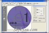 CD Box Labeler Pro Screenshot