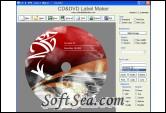 CD&DVD Label Maker Screenshot
