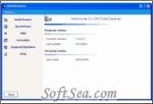 CM DiskCleaner Screenshot
