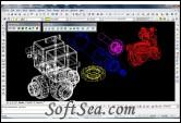 CMS IntelliCAD Screenshot