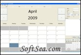 Cake Calendar Screenshot
