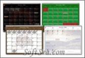 Calnique Custom Calendar Screenshot
