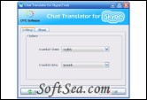 Chat Translator for Skype Screenshot