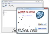 ClamWin Portable Screenshot
