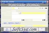 Cleantouch Accounts XP Screenshot
