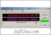 ClockWatch Sentry Screenshot