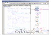 Code Visual to Flowchart Screenshot