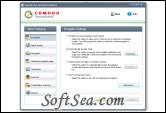 Comodo SecureEmail Screenshot