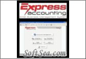 CompuEx Express Accounting Screenshot