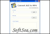 Convert AVI to MP4 Screenshot