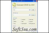 Convert DVD to AVI Screenshot