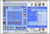 CyberCafePro Main Control Station Screenshot