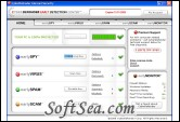 CyberDefender Internet Security Screenshot