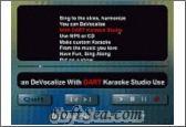 DART Karaoke Studio Screenshot