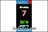 Date-Time Screenshot