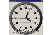 Desktop Clock-7 Screenshot