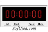Desktop Timer Screenshot