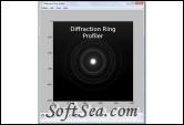 Diffraction Ring Profiler Screenshot