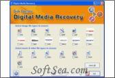 Disk Doctors Digital Media Recovery Software Screenshot