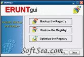 ERUNTgui Screenshot