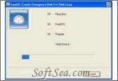 EaseUs Disk Copy Screenshot