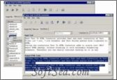 Easy Text To HTML Converter Screenshot