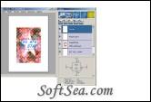 Epson PRINT Image Framer Designer Screenshot