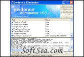 Evidence Eliminator Screenshot