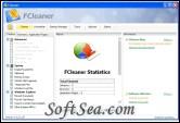FCleaner Screenshot