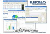 FLEETMACS Fleet Management System Screenshot