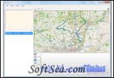 GPS Track Viewer Screenshot