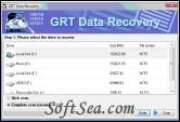 GRT Data Recovery Screenshot