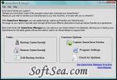 GameSave Manager Screenshot